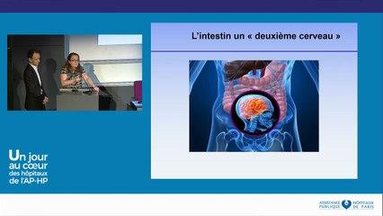 Microbiote : les nouvelles promesses thérapeutiques de l'intestin ? Pr Gabriel Perlemuter et Francisca Joly