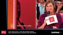 C'est mon choix : Evelyne Thomas simule une conversation coquine avec une invitée (Vidéo)