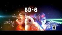LEGO Star Wars Le Réveil de la Force : BB-8 se montre