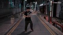[모베러댄스] 콜라보 댄스 퍼포먼스팀 모베러펑크 팝핀 댄서 Y-Stop 프리스타일 영상 (Mo` Better Funk Y- stop`s poppin freestyle dance)