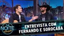 Entrevista com Fernando e Sorocaba