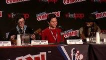 Rebecca Sugar and Estelle I New York Comic Con I Cartoon Network