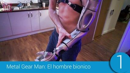 El hombre bionico, la mochila monopatin y las Hololense