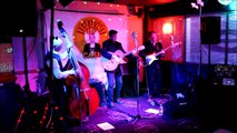Sun Of Cash Live at The Edge Bar - 15/2/13 - Folsom Prison Blues Johnny Cash