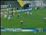 Figueirense 3 x 1 Botafogo - Campeonato Brasileiro 2004