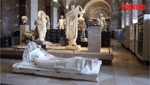 200 000 oeuvres évacuées au musée du Louvre