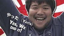 Learn Japanese with rugby star Kensuke Hatakeyama
