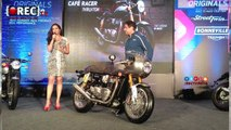 Triumph Thruxton R launched at Rs 10.9 lakh  ll latest automobile news updates