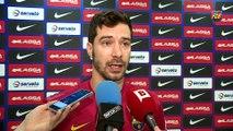 FCB Hockey: Ricard Muñoz y Sergi Fernández previa Lleida-FCB Lassa [ESP]