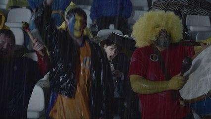 Live the Euros 2016 with Zinedine Zidane - Orange Sponsors you ( Romania )