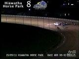 September 15, 2011, Race 08, OSS Grassroots, 3FP, Hiawatha Horse Park