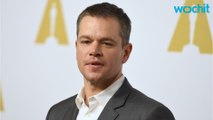 Matt Damon Gives MIT Graduates Presidential Advice