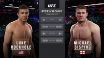 UFC 199: Rockhold vs. Bisping - Middleweight Championship Match - CPU Prediction - The Koalition