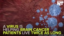 This Virus Helps Cancer Patients Live Longer