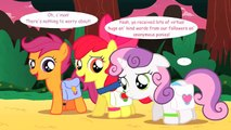 MLP-Vacational Death Cruise part 1-Ask TheCrusaders   - MLP my little pony   ANIMATION ANIMATED song