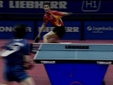 Official clip from the International Table Tennis Federation