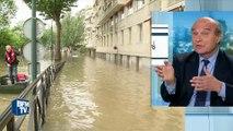 """Crues: les autorités """"ont mal prévu et analysé ce qu'il se passe"""", selon Yves Pozzo Di Borgo"""