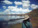 Lago Chungará (4.500 m.s.n.m), Región de Arica y Parinacota, 25/03/2012