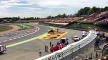 Moto 2 Rider Luis Salom DIES In Fatal Crash At Catalunya Grand Prix