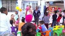 Luis Miguel el niño fashion no pudo dejar de disfrutar el Día del Niño junto a unos tiernos angelitos
