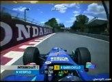 F1 Montreal 2001 - Nick Heidfeld Onboard