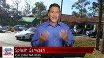 Splash Carwash Port OrangePerfectFive Star Review by Christie L.