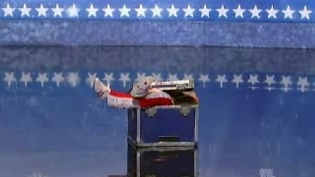 Scary Rubberboy - Americas Got Talent