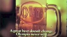 Olympia Beer Commercial starring John Trusty 1977