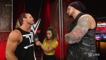 Dolph Ziggler challenges Baron Corbin to a technical wrestling match- Raw, May 23, 2016 -
