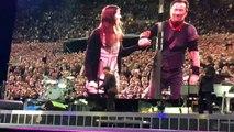 Coventry Ricoh Arena Dancing in the Dark Bruce Springsteen 3 June 2016