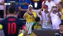 James Rodriguez Goal - USA 0 - 2 Colombia - Copa America - 04-06-2016