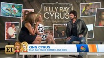 Billy Ray Cyrus on Miley and Liam Hemsworth's Engagement Rumors - 'They're Really Happy'