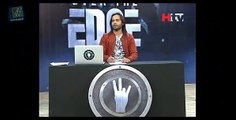 How Look Like Mahira Khan Giving Audition in Waqar Zaka Show -- Over The Edge -- On HTV -- Full HD