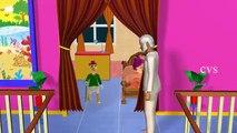 Goosey Goosey Gander Nursery Rhymes   3D Animation English Children Nursery Rhymes 01.06.2016