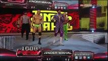 Kane and Undertaker on WWE RAW 1000