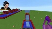 PrestonPlayz - Minecraft | Minecraft 1v1 TOTAL WIPEOUT RACE