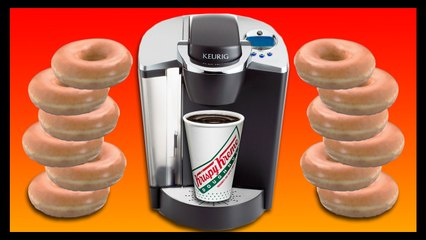 Keurig + Krispy Kreme!!! - Food Feeder