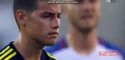 James Rodríguez Penalty Goal HD - United States 0-2 Colombia - 04.06.2016 HD
