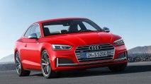 World Premiere: Audi A5 Coupe & S5 Coupe 2016 | Audi S5 Coupe | Audi A5 2016 | ATMO | No Voice