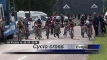 cyclo cross benjamins st Firmin 29 mai 2016