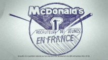 pub McDonald's Emploi des Jeunes  2016 [HQ]