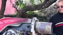 Reparar caldera gasoil tutorial mantenimiento quemador roca tecno 100 L parte 1