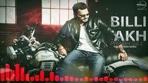 Billi Akh ( Full Audio Song ) _ Prabh Gill _ Punjabi Song Collection _ Speed Records