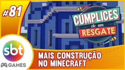 SBT no Minecraft - Mais construção no Mine