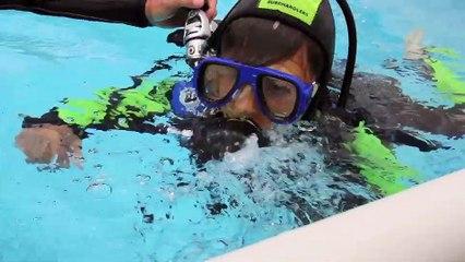 Foire Expo : Testez le baptême de plongée