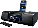Get iHome iA9BZC App-Enhanced 30-Pin iPod/iPhone Alarm Clock Spe Product images