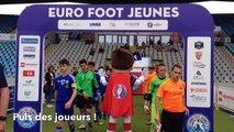 Euro Foot Jeunes Demi-finale France-Bulgarie