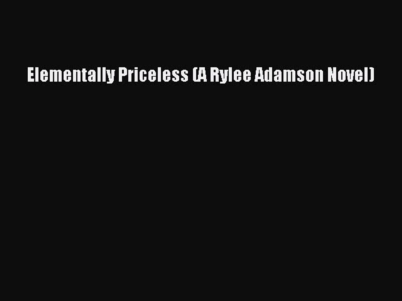 A Rylee Adamson Novel, Book 4