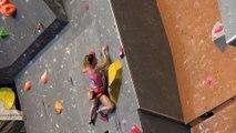 Escalade / Championnats de France seniors de difficulté à Pau : Julia Chanourdie sort la voie en qualifs