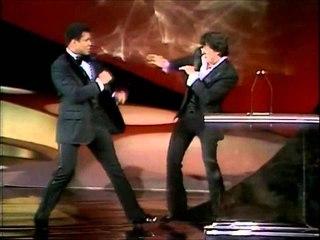Muhammad Ali vs Sylvester Stallone - Oscar 1977 (ROCKY BALBOA)